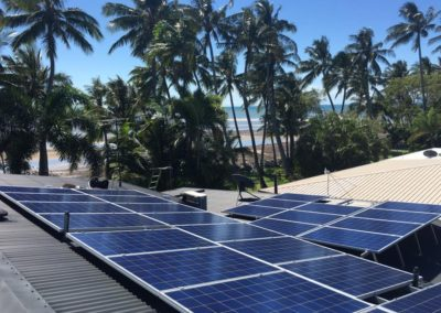 6.89 Kw Q-Cell Q-Peak 265 Mackay QLD